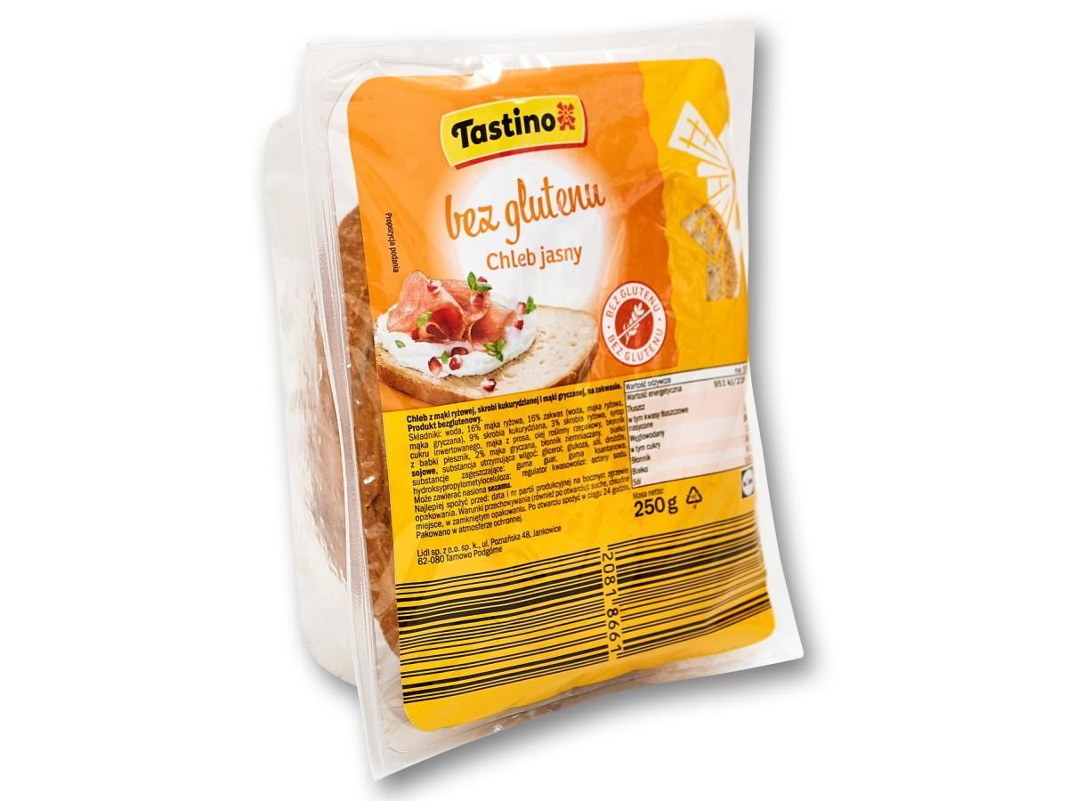 Tastino, chleb wiejski, 250 g, cena