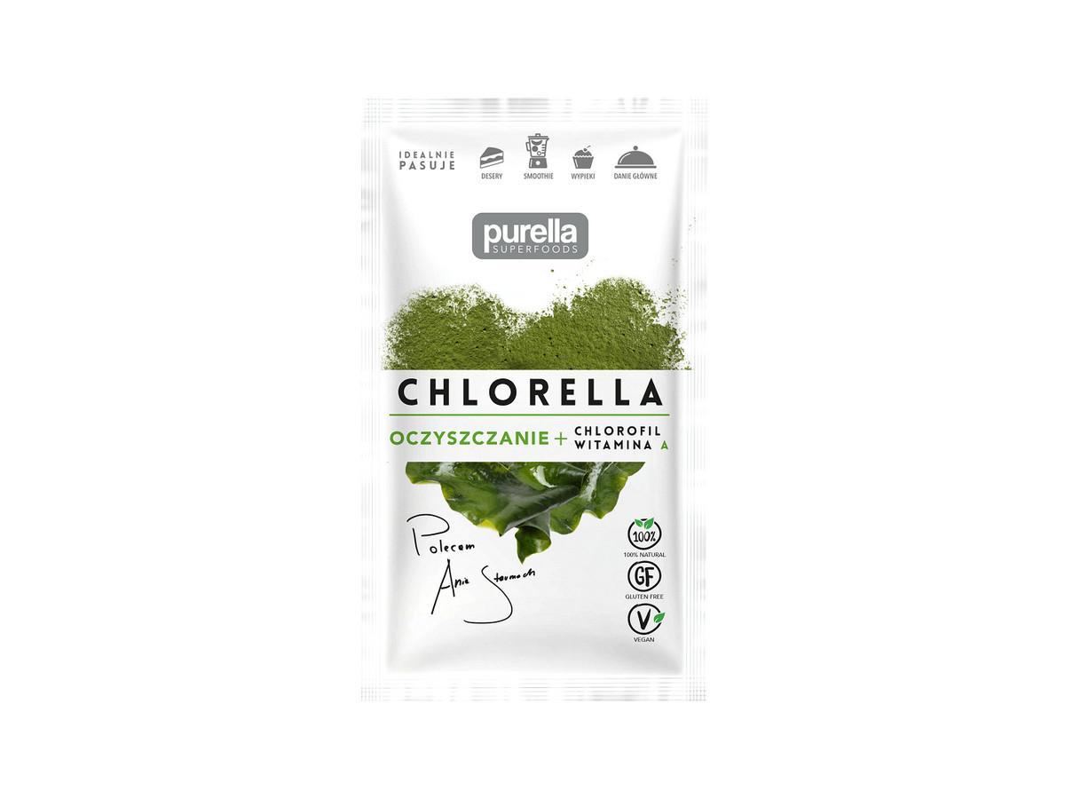 Purella, chlorella, cena