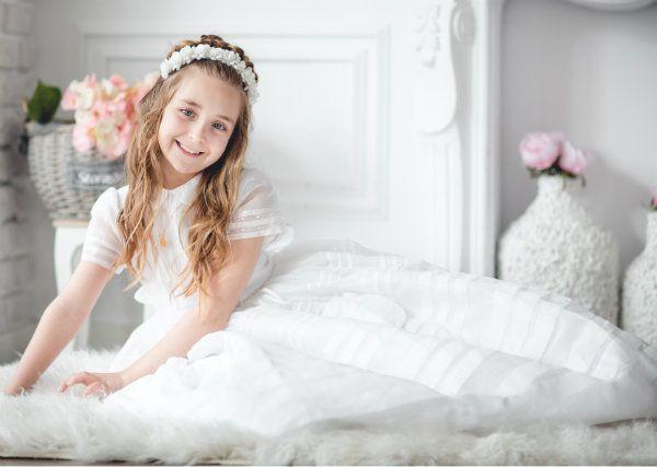 10 wyjątkowych sukienek pokomunijnych
