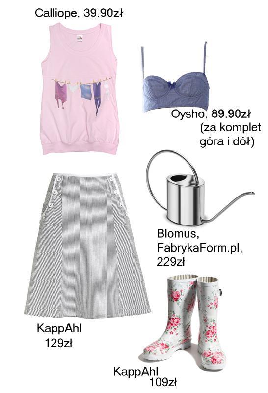 12 modnych stylizacji na maj 2009 - Zdjęcie 3