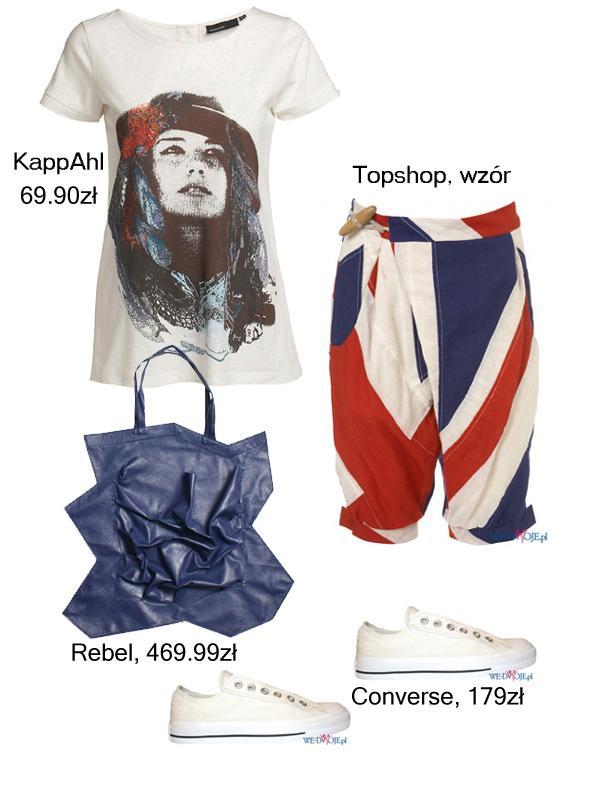 12 modnych stylizacji na maj 2009 - Zdjęcie 10