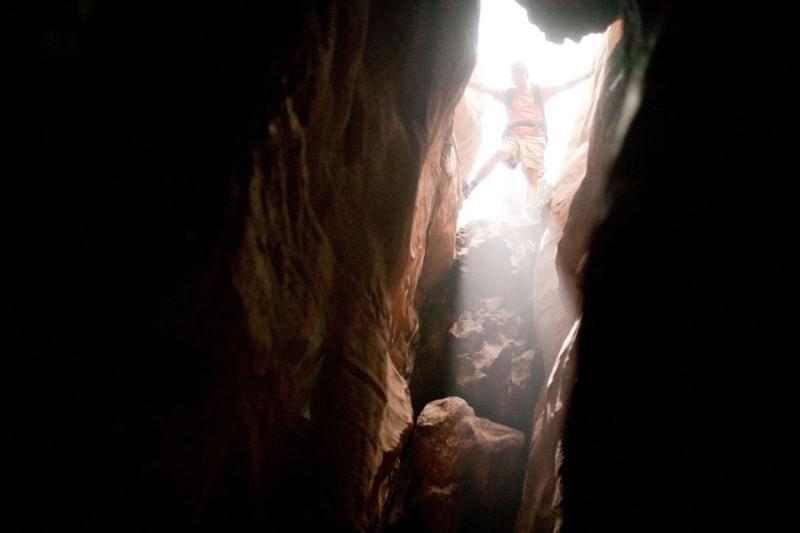 127 godzin (reż. Danny Boyle) - zdjęcie