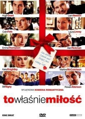 "Film DVD ""To wlasnie milosc"", merlin.pl, 19.99 zl"