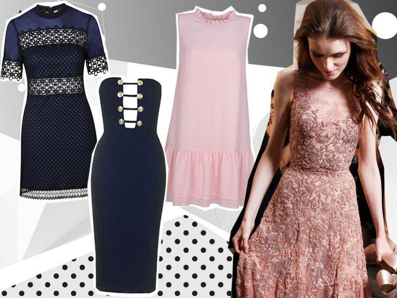 13 sukienek na wesele, które założysz jeszcze wiele razy