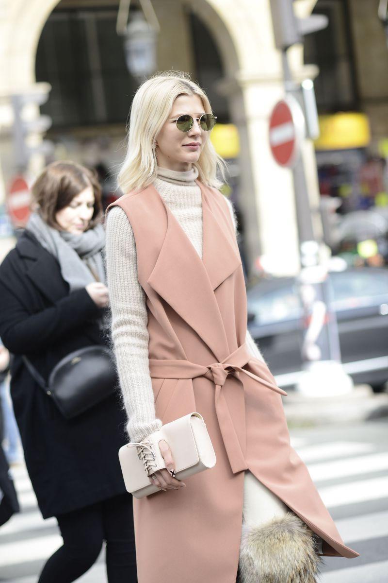 13 ulicznych inspiracji z Paris Fashion Week