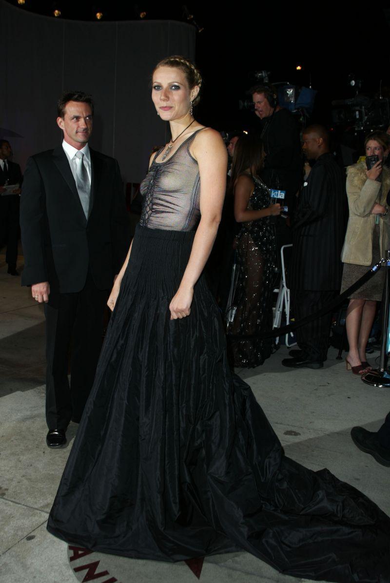 Oscarowe wpadki: Gwyneth Paltrow