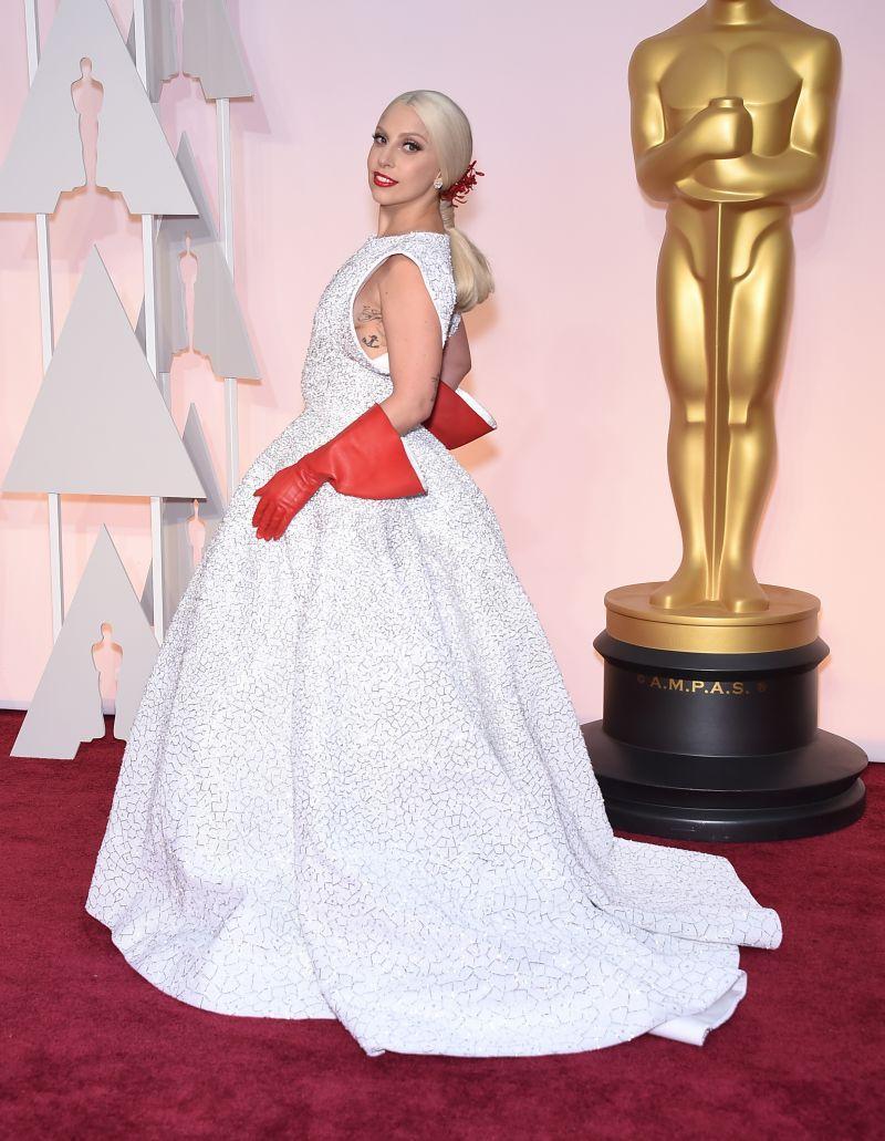 Oscarowe wpadki: Lady Gaga