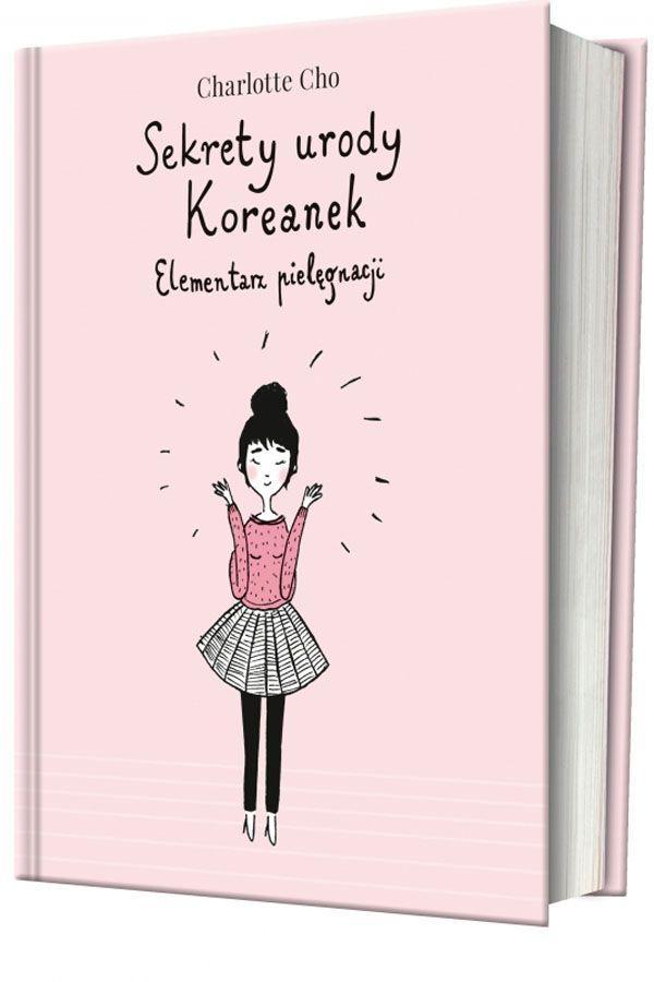 "Charlotte Cho, ""Sekrety urody Koreanek"""