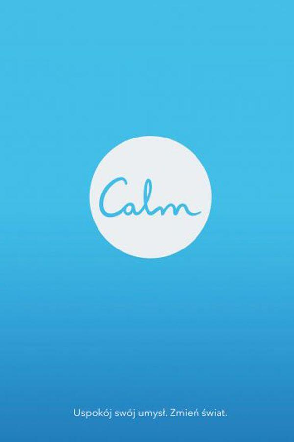 """Michael Acton Smith, """"Calm"""""""