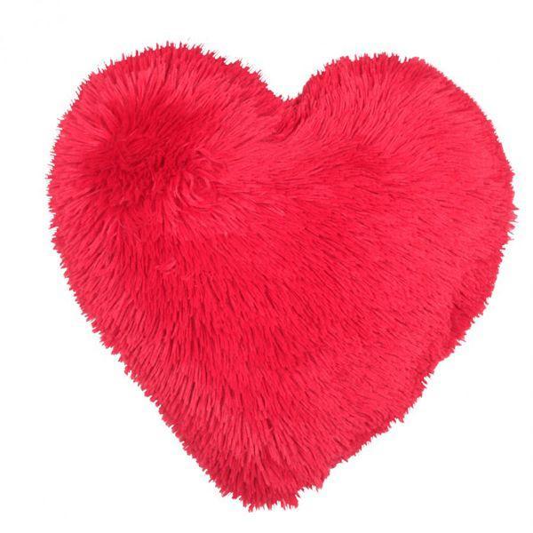 Czerwone dodatki na Walentynki: poduszka, Home&You - cena promocyjna