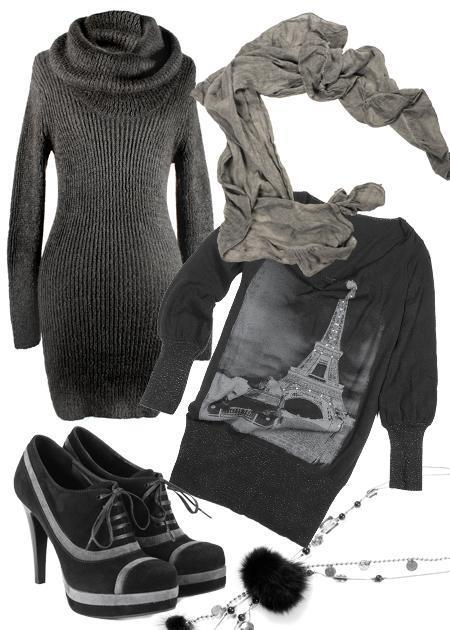 UNISONO. modne zestawy, kolekcje jesień/zima 2010/2011