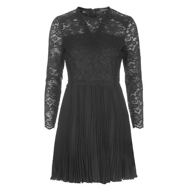 Karnawał 2015: koronkowa sukienka Topshop, cena