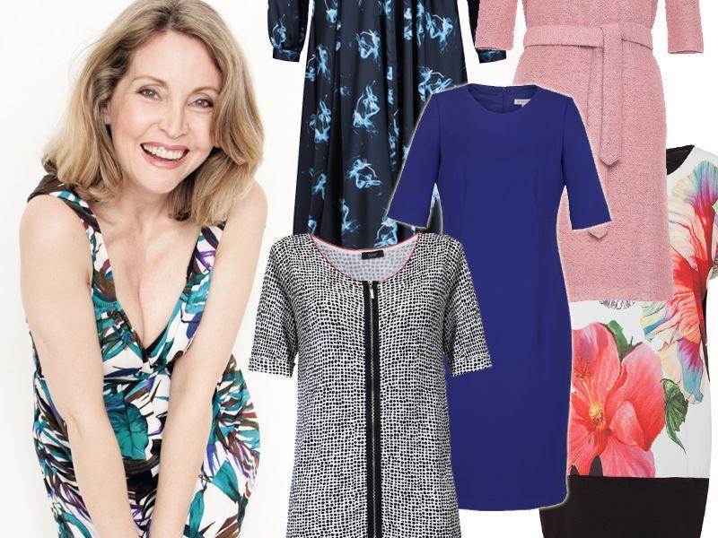 01fa7b54b00b5c Stylowe sukienki dla mam - Kobiety po 40-tce - Moda na wiosnę ...