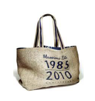 25 lat Massimo Dutti - ekologiczne urodziny