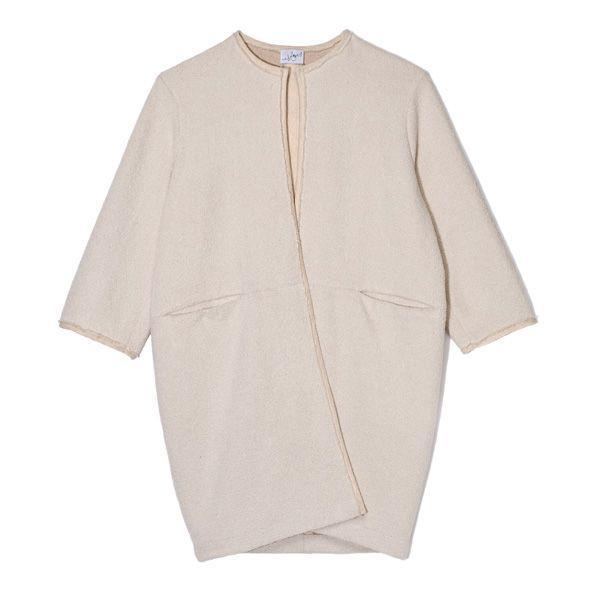 Pastelowy płaszcz na jesień ESTby ES., cena
