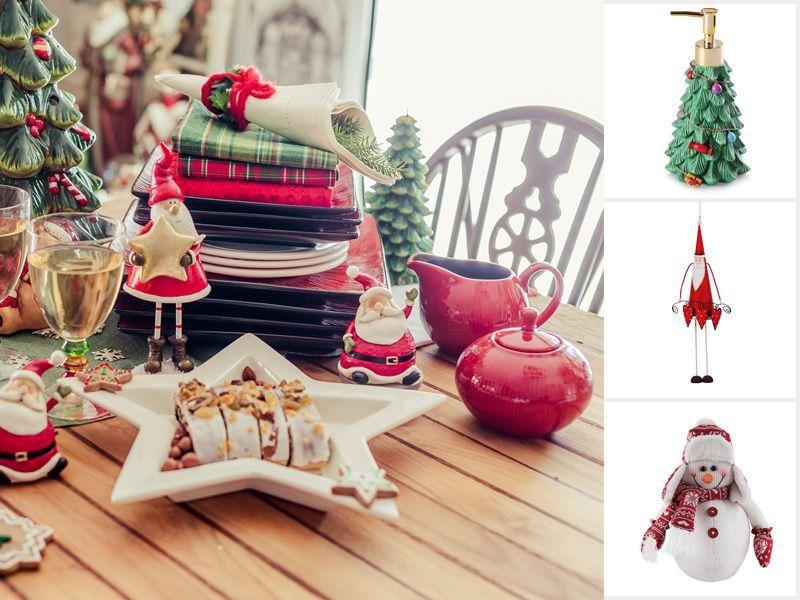 śmieszne ozdoby na choinkę, zabawne gadżety świąteczne