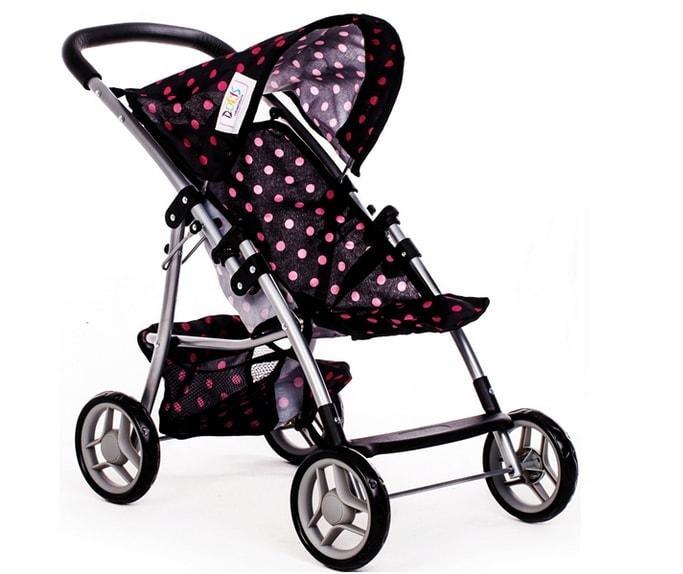 wózek dla lali spacerówka Doris