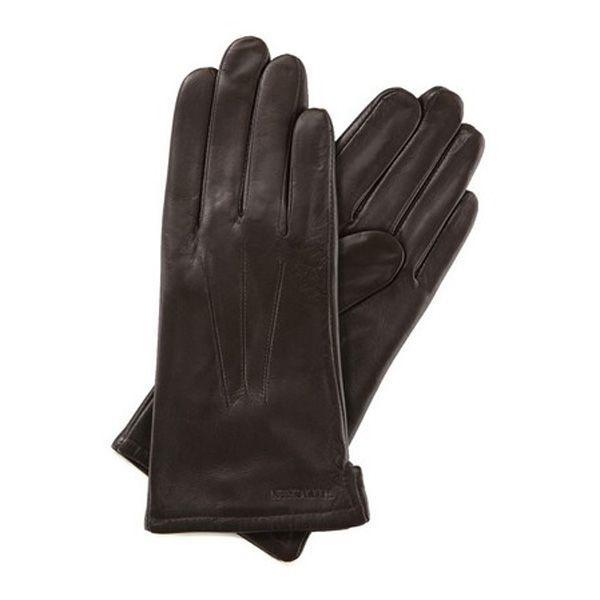Brązowe rękawiczki Wittchen, cena