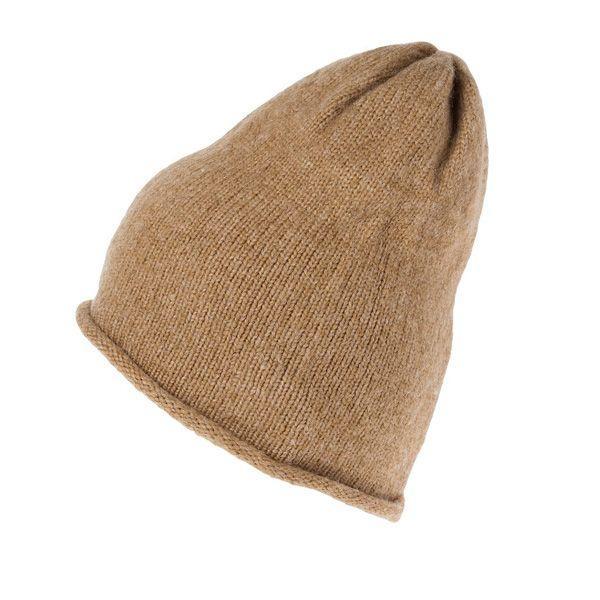 Beżowa czapka Topshop, cena