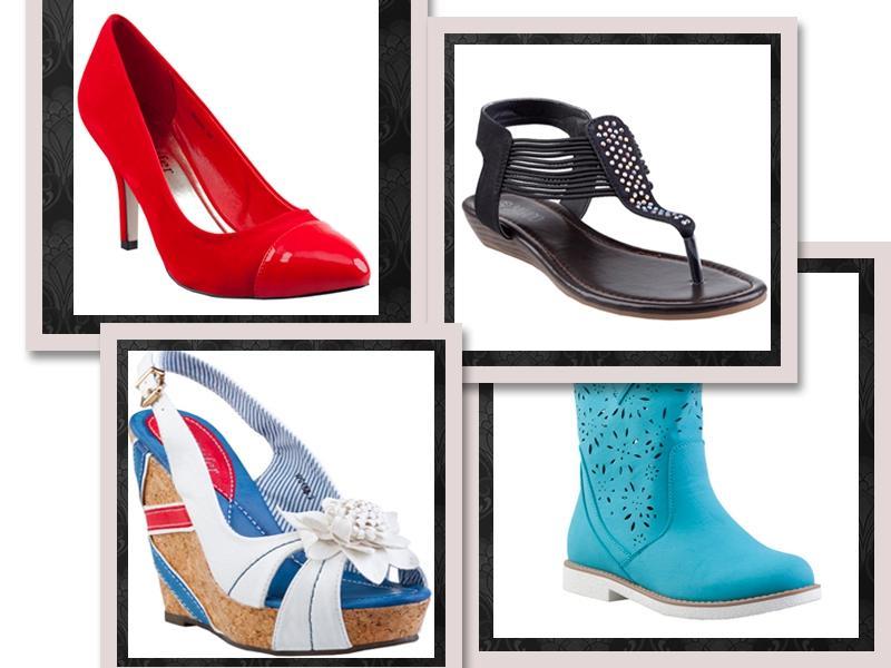 30 par butów CCC na wiosnę i lato 2013