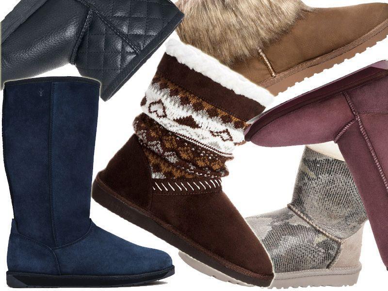 30 par modnych butów EMU Australia i tych w stylu marki