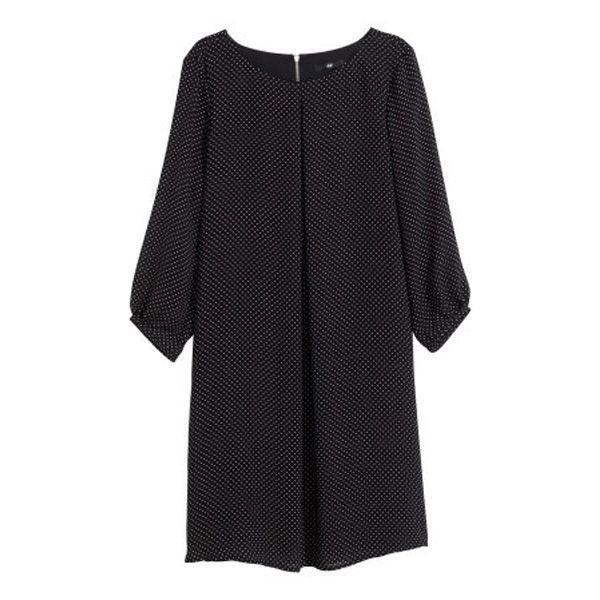 Sukienka z długim rękawem H&M, cena