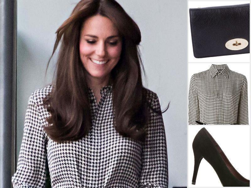 33-letnia księżna Kate w designerskich ubraniach, które kupisz w internecie