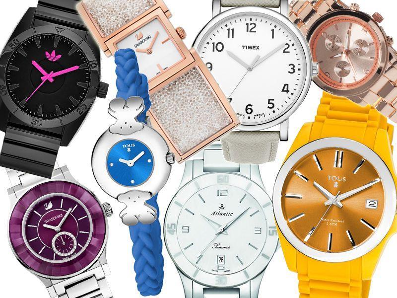 modne zegarki wiosna-lato 2014