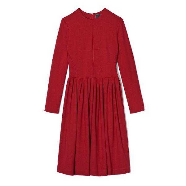 Sukienka z długim rękawem Blessus by Michael Hekmat, cena