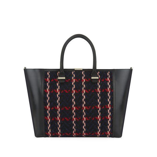Czarna torba Victoria Beckham, cena