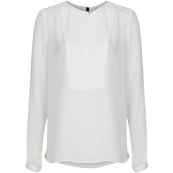 Biała bluzka, Mango, cena