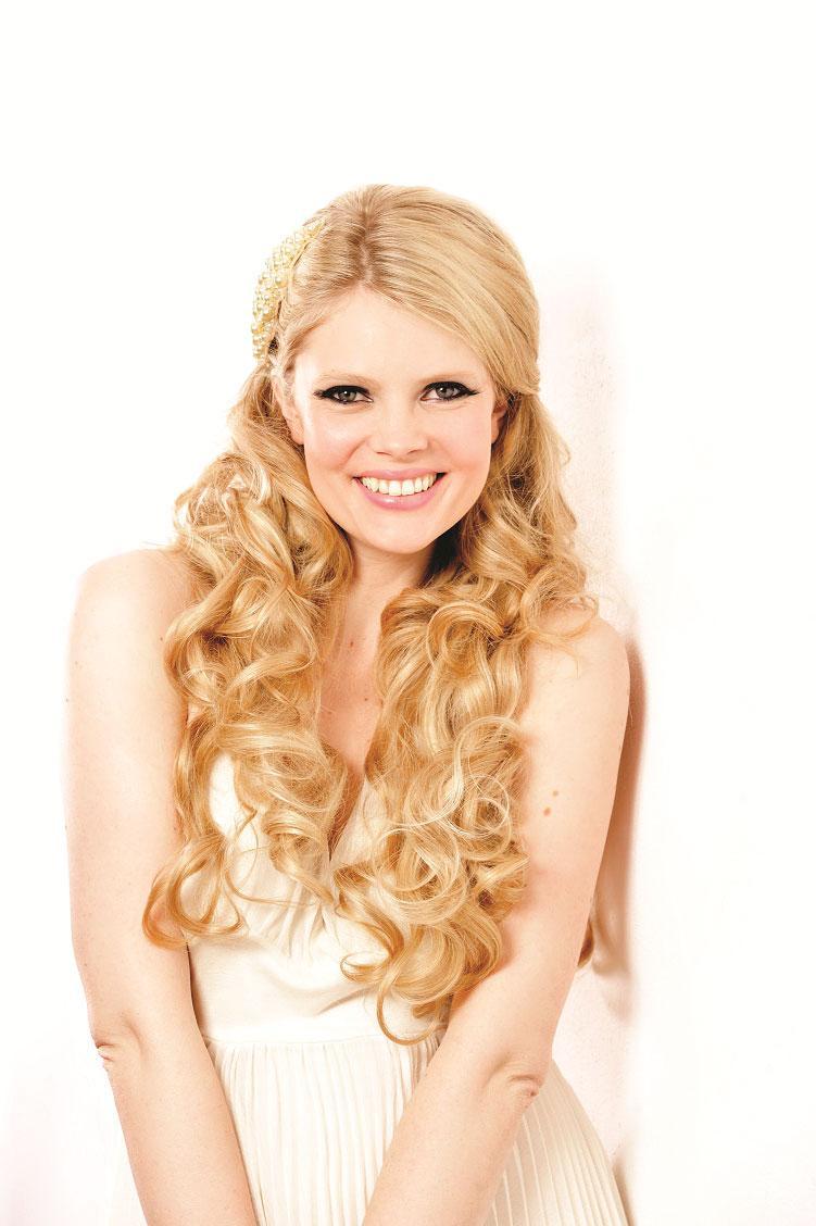 5 fryzur ślubnych z długich włosów