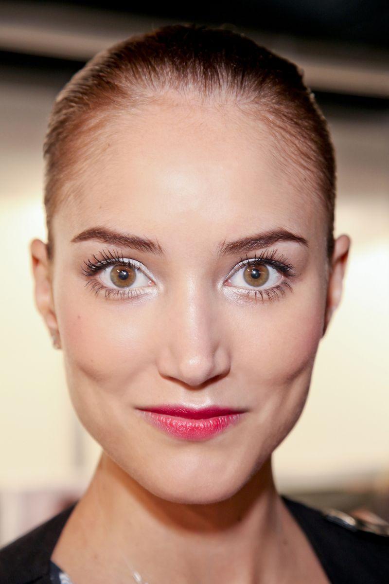 Makijaż ślubny z pokazu Rosa Clara wiosna-lato 2015