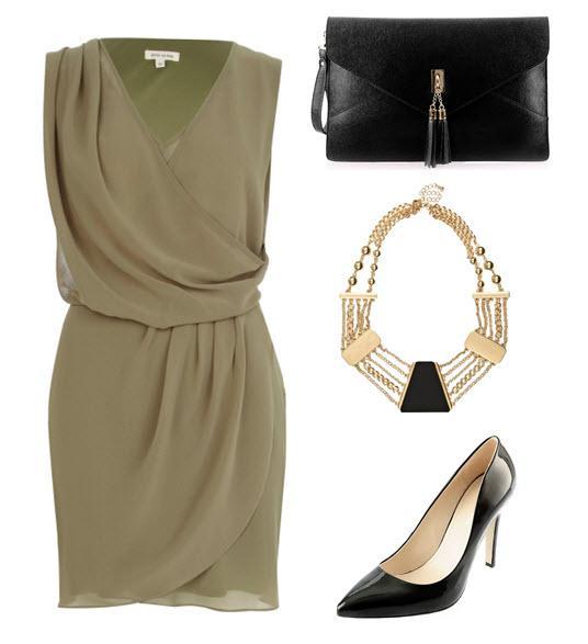 5 stylizacji z krótkimi sukienkami na studniówkę