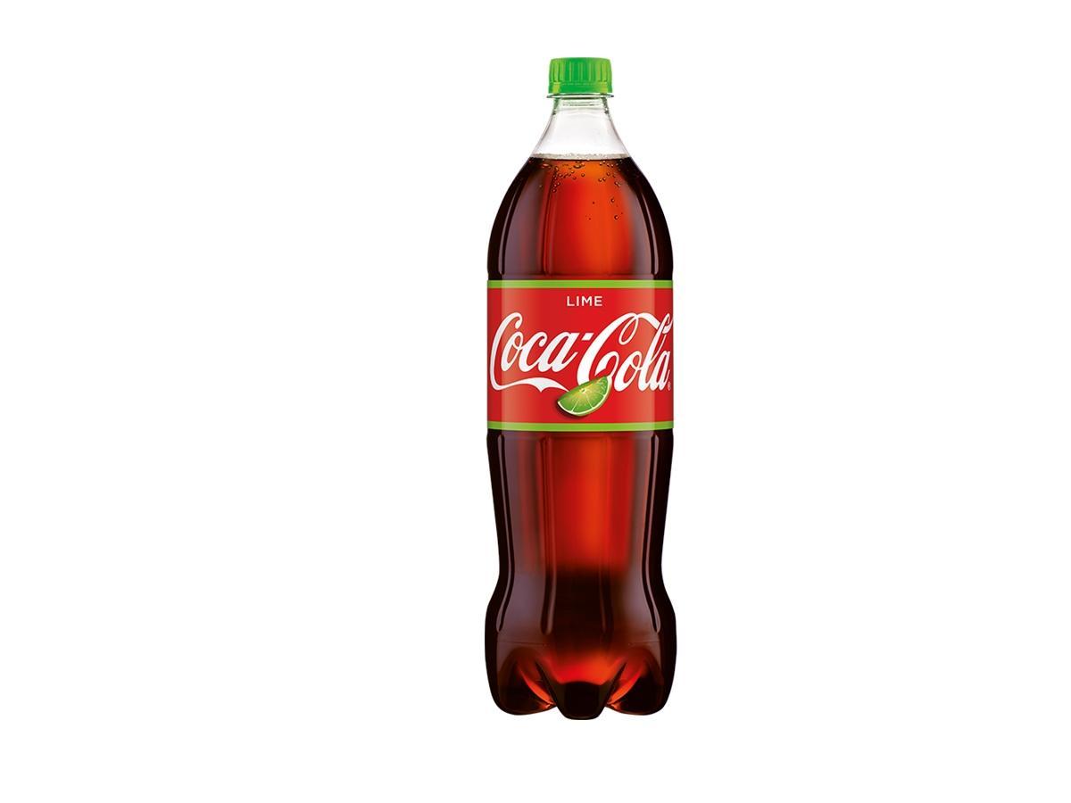 Nowa Coca-Cola z limonką