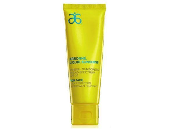 ARBONNE_Emulsja z mineralnym filtrem przeciwsłonecznym SPF 30 do twarzy cena ok 138 zł