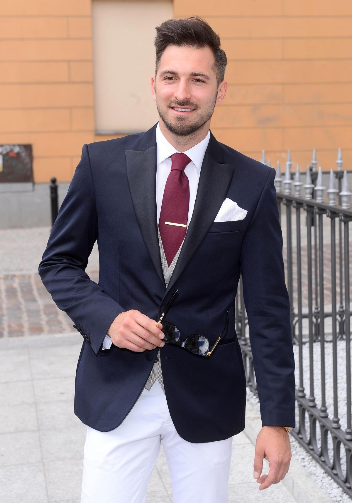Rafał Maślak, 28 lat