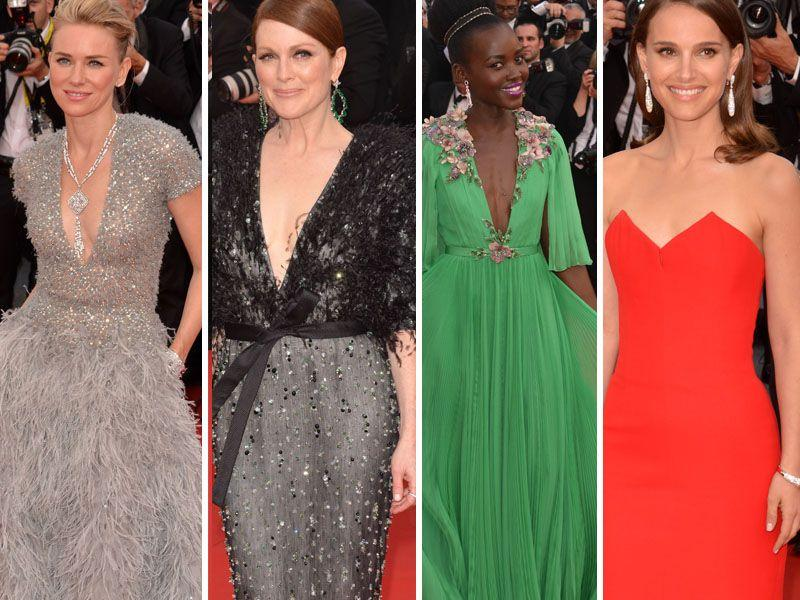 Cannes 2015: kreacje gwiazd