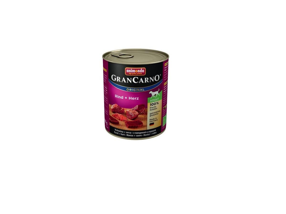 Mokra karma dla psa Animonda Gran Carno