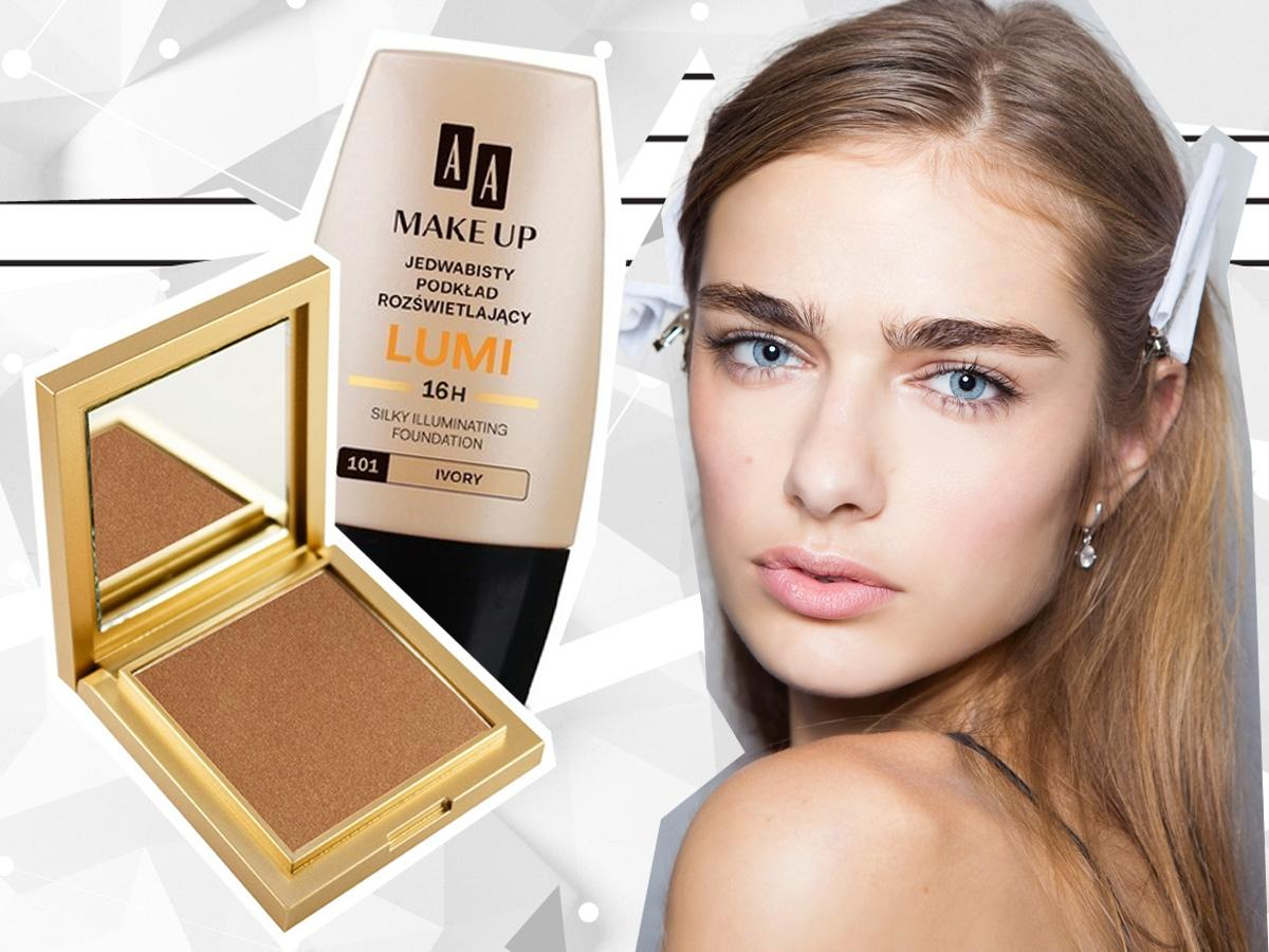7 kosmetyków, którymi wykonasz pełny makijaż. Wszystkie razem kosztują mniej niż 99 złotych!
