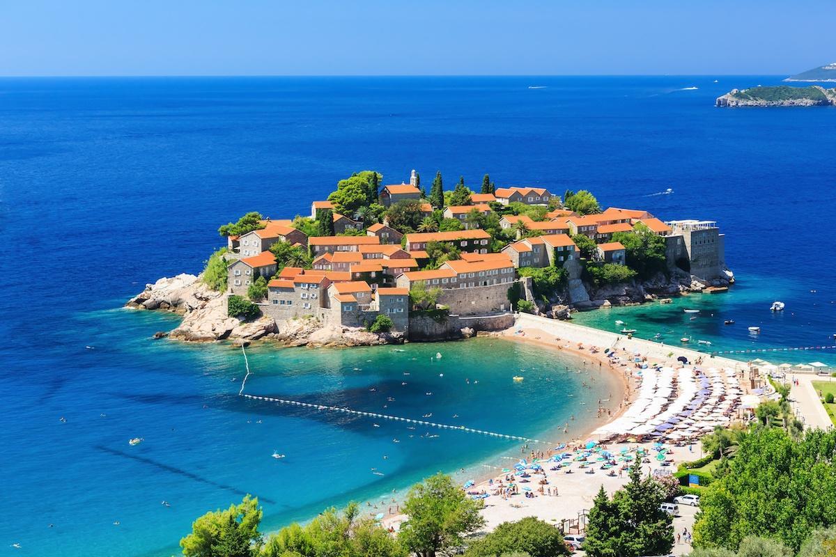 Czarnogóra, Adriatyk
