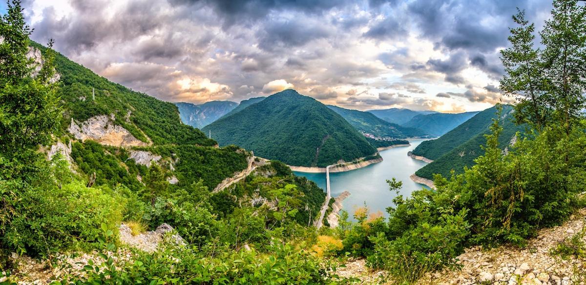Czrnogóra, góry Durmitor