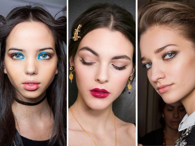 7 najmodniejszych makijaży na sylwestra