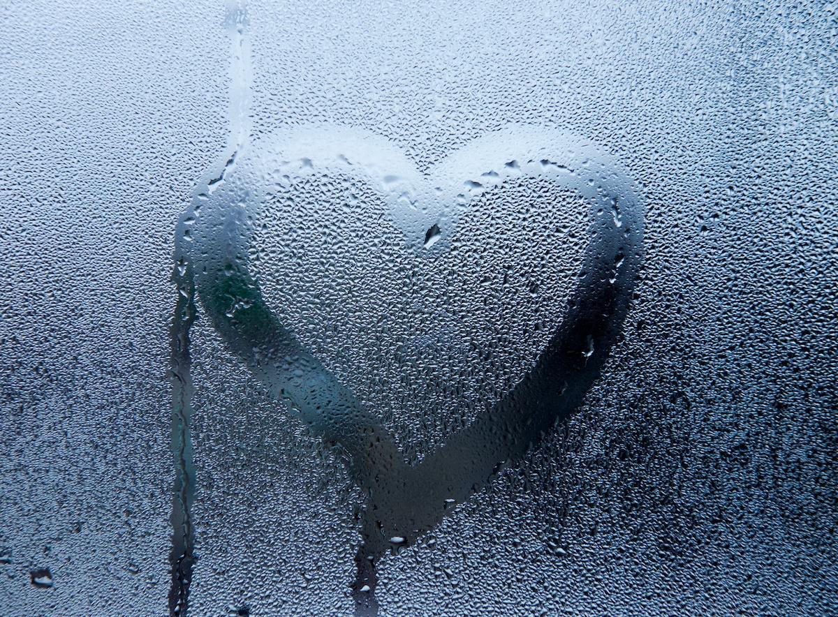 serce z pary