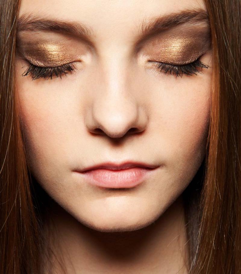 makijaż na Sywlestra, sylwestrowy makijaż, sylwester 2013 makijaże