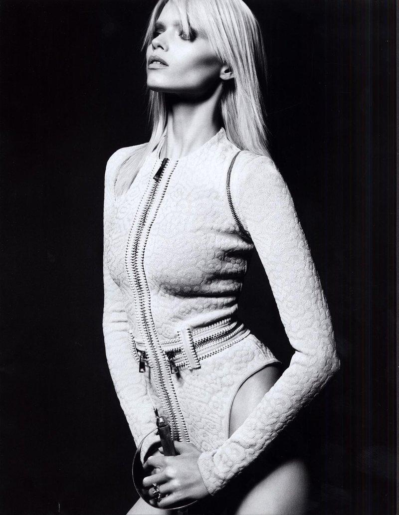 Abbey Lee Kershaw - światowej sławy modelka!