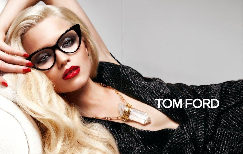 Tom Ford wiosna/lato 2011 - Abbey Lee Kershaw