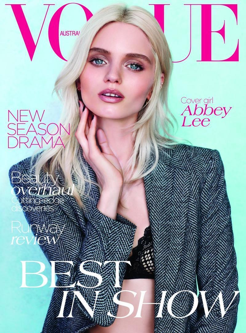Vogue Australia sierpień 2012 - Abbey Lee Kershaw