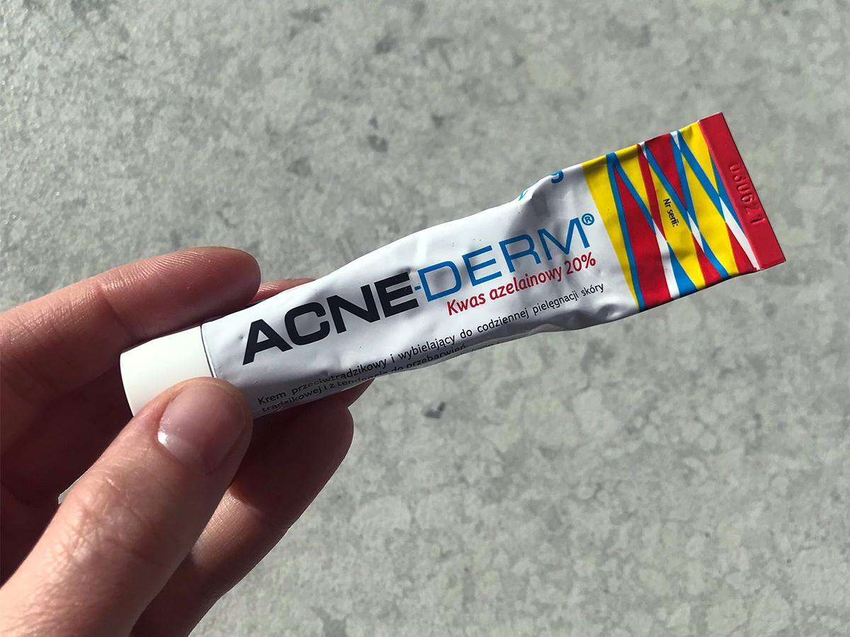 acne derm efekty