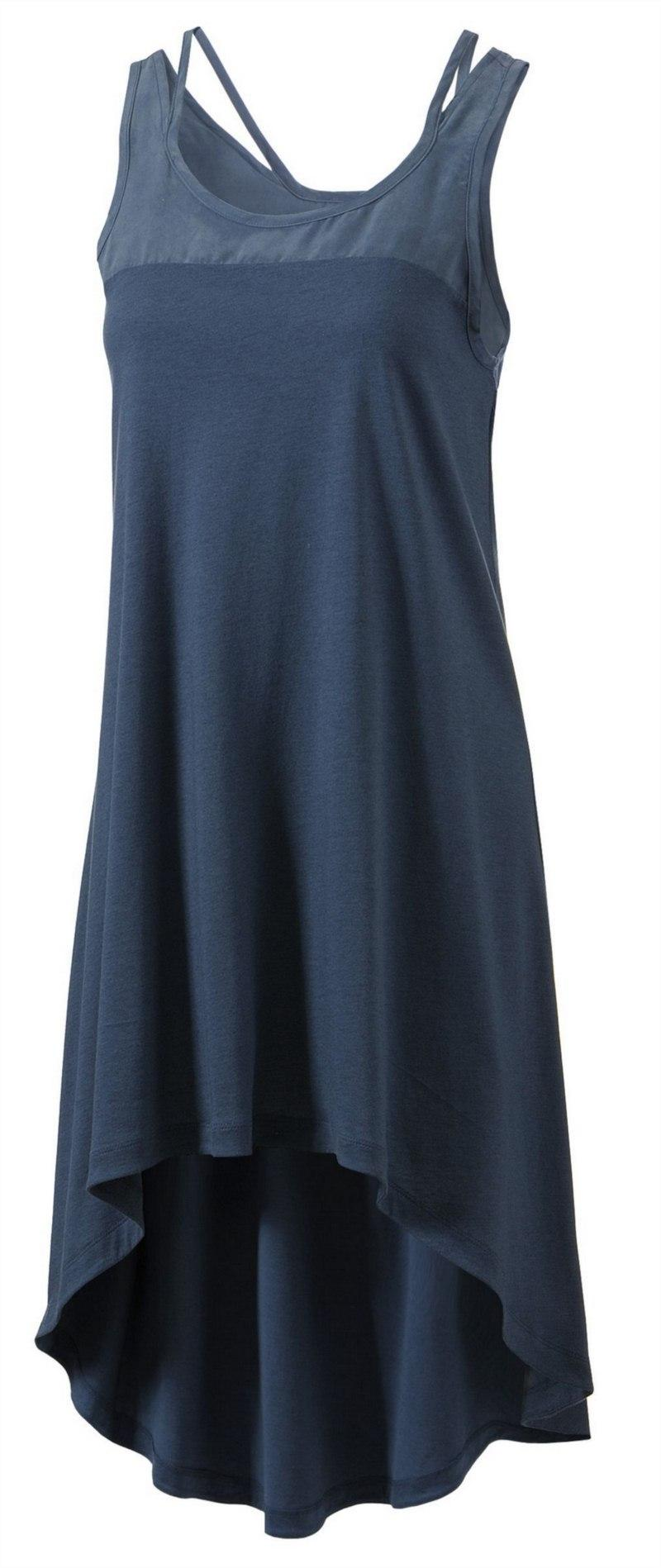 sukienka Adidas w kolorze granatowym - kolekcja wiosenno-letnia